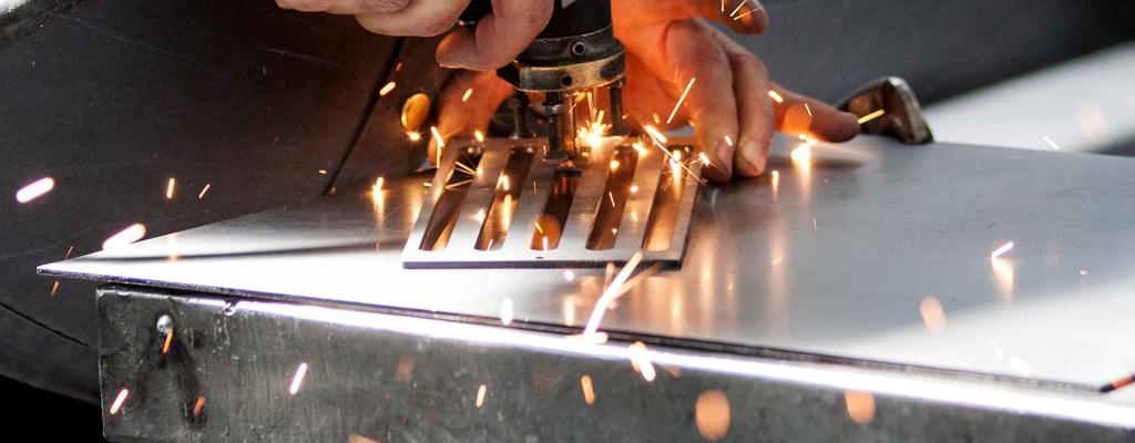 chapisteria tauxvalles - Industrial Metal Sheet Work  