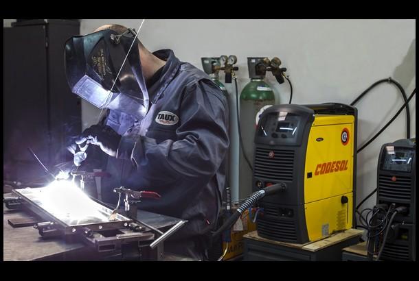 soldadura taux valles 0001 - Welding section